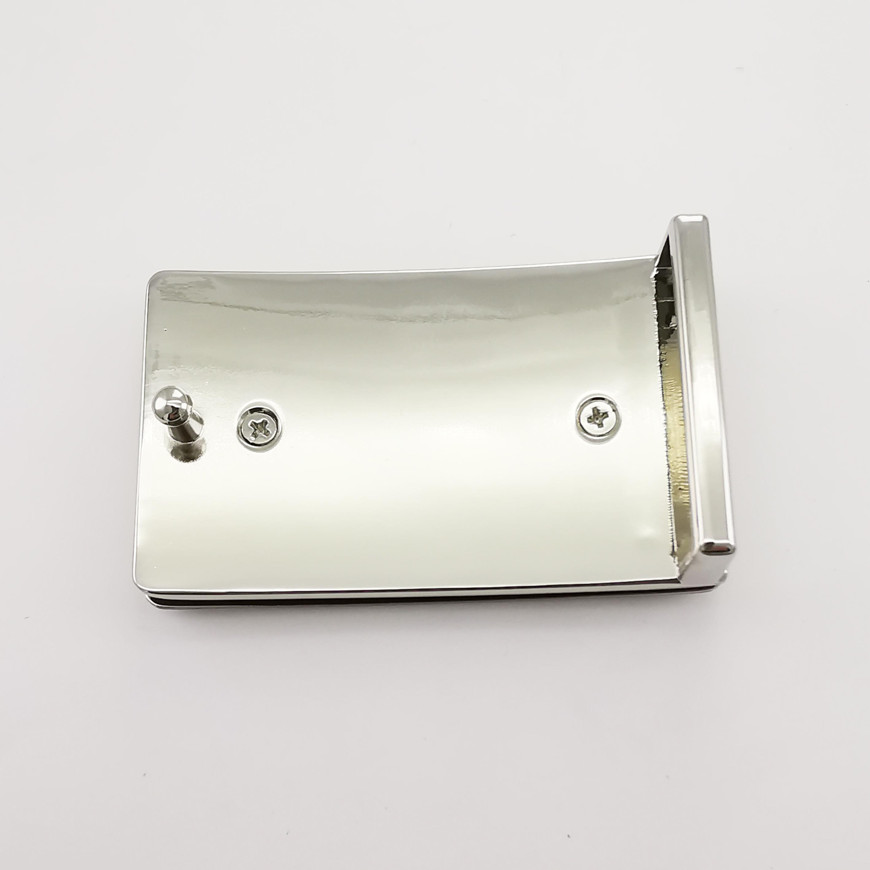 Omega Belt Buckle - Silver