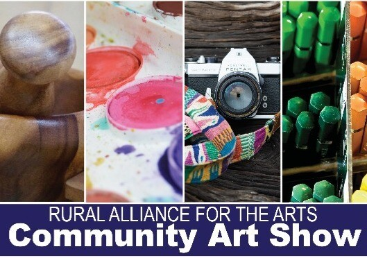 Community Art Show Entry Fee