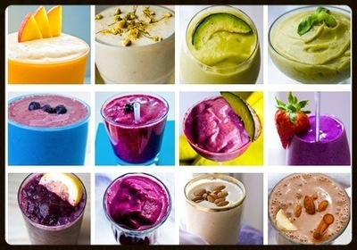 Detox - 7 Days of Smoothies