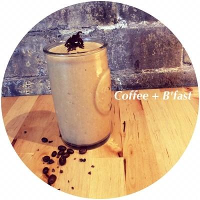 Espresso Protein Hit