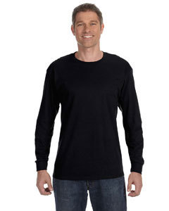 Long Sleeve T-shirt- Black