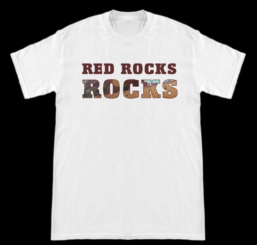 Red Rocks Rocks