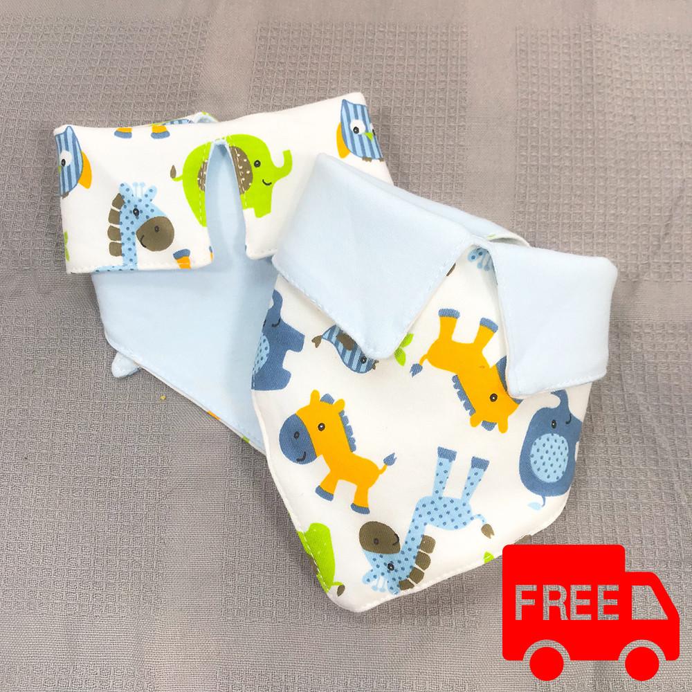 Collar Bandanas | Blue Horse | Free Shipping