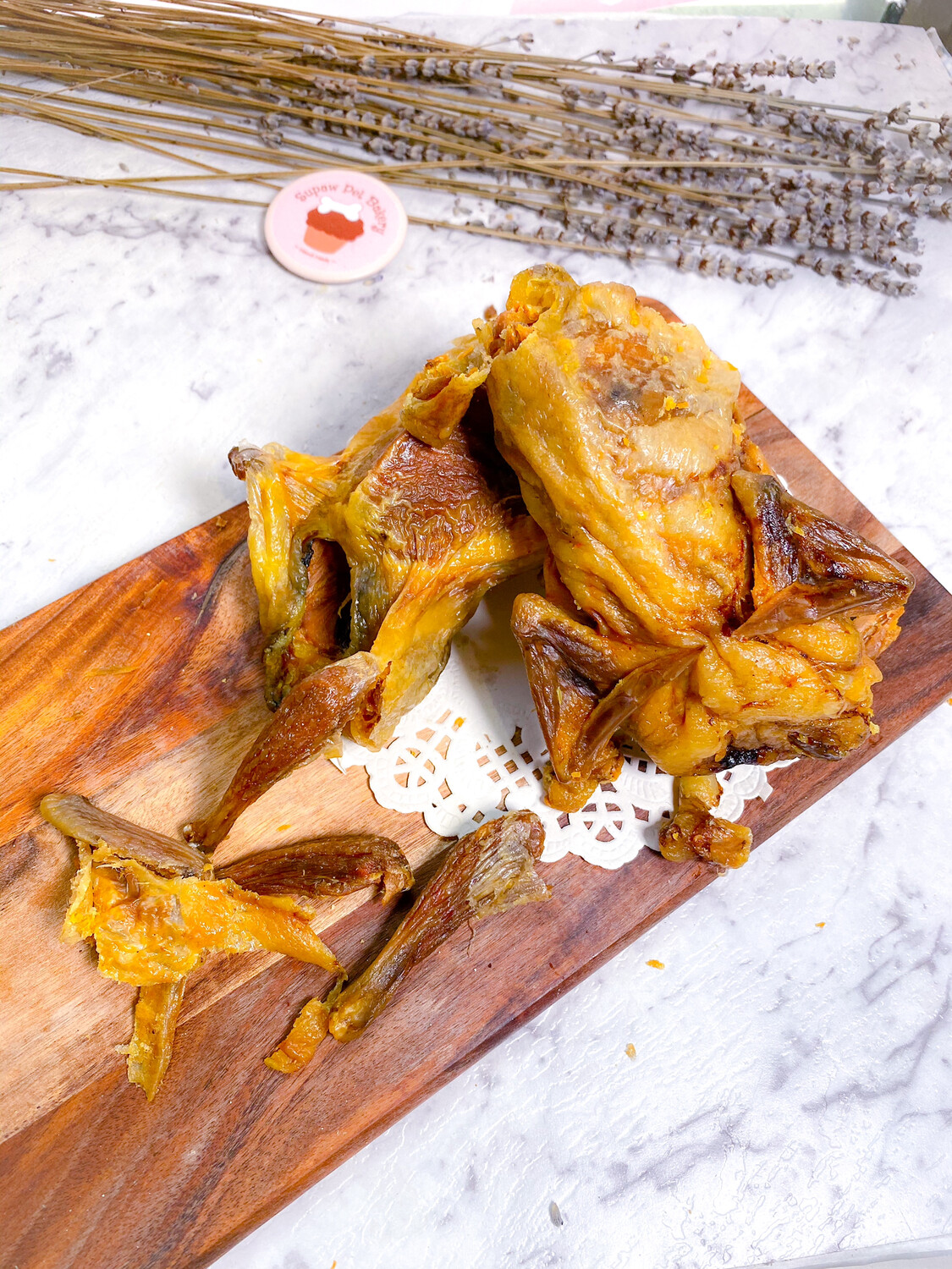 Jumbo Crunchy Quails | Limited Time