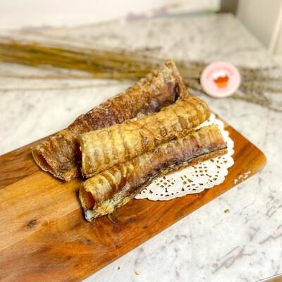 Moo Tube Dental Chew 4pcs | Beef Throat Trachea