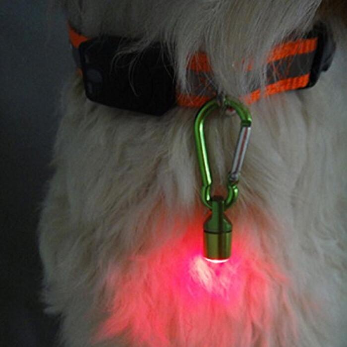 Bling Blinkers Night Dog Walking Light