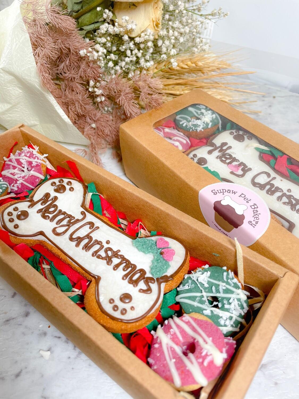 The Bone Cookie Donuts Christmas Box