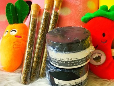Meowjuana |Organic Herbal Blend | Not Just Catnip|
