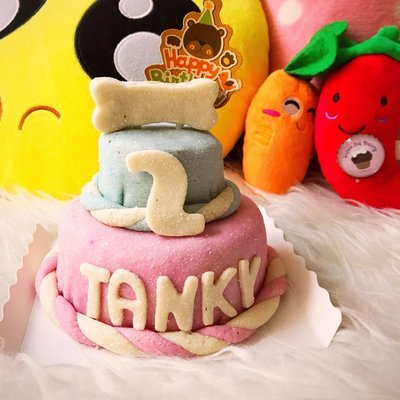 Tiered Cake | 2 size for Pawty | No Parcel Shipping