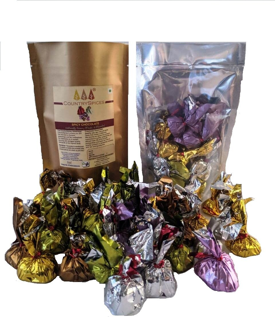 CountrySpices Pure Natural Spice Chocolate - Subscribe And save