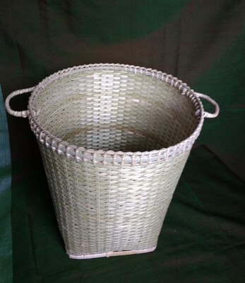 Handmade Bamboo Dustbin