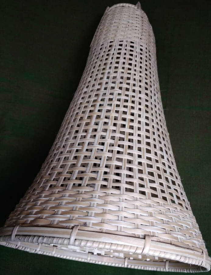 Handmade Bamboo Lampshade