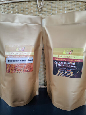 CountrySpices Immunity Booster Packs