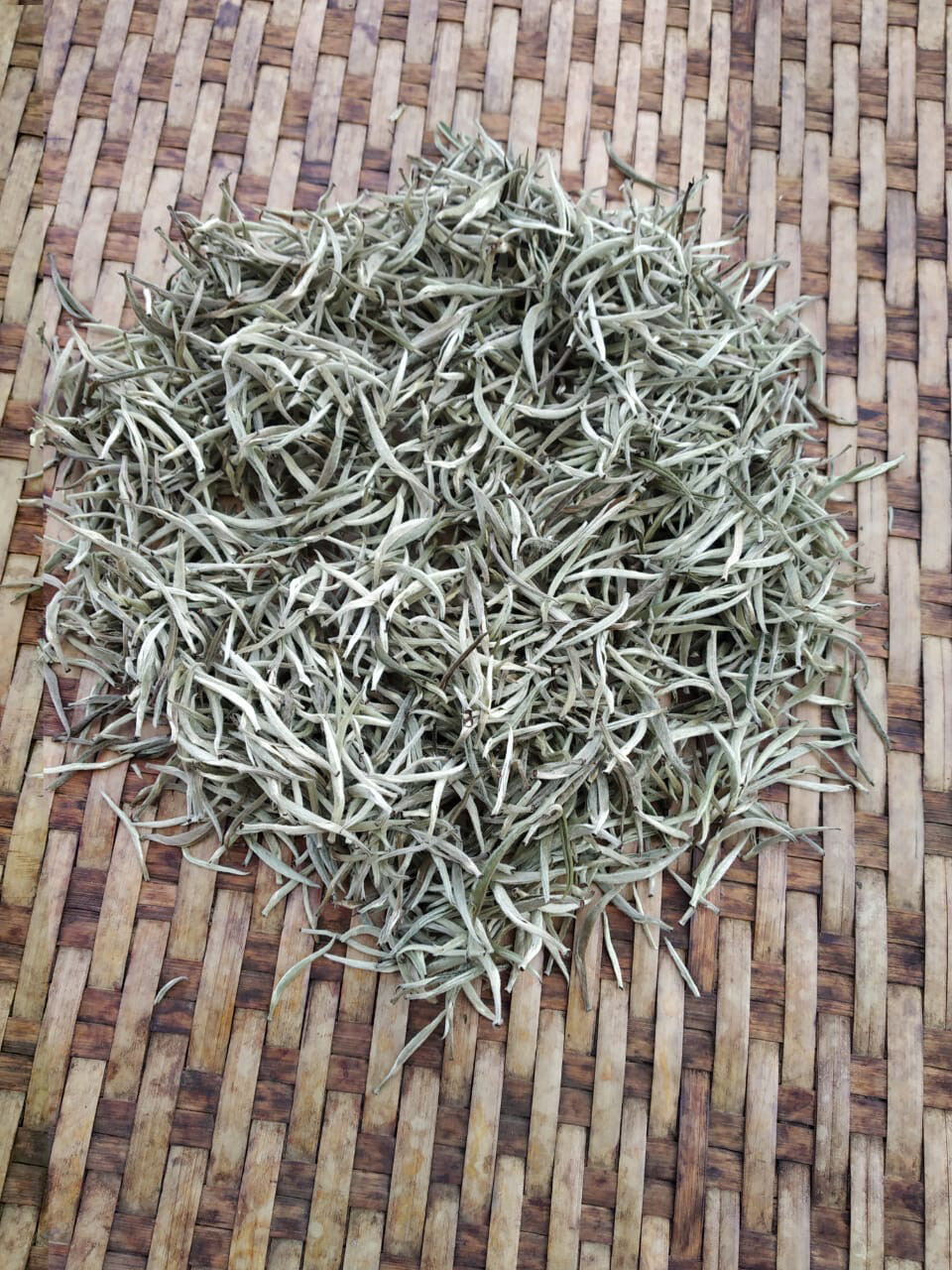 CountrySpices White Tea Leaves
