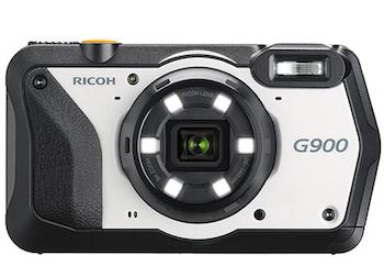 Ricoh G900 Camera