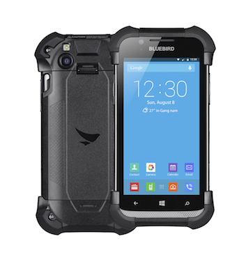 Bluebird Pidion EF500R-A4LQ (Android, Cellular)