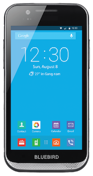 Bluebird Pidion EF500-A4LD (Android, Cellular)