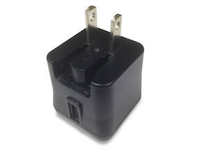 Bluebird Pidion EF400/EF500/EF500R Power Adapter for Direct Charging (5V/2A, North America)