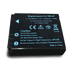 Li-ion Battery - Compatible with Ricoh G700SE/G800SE