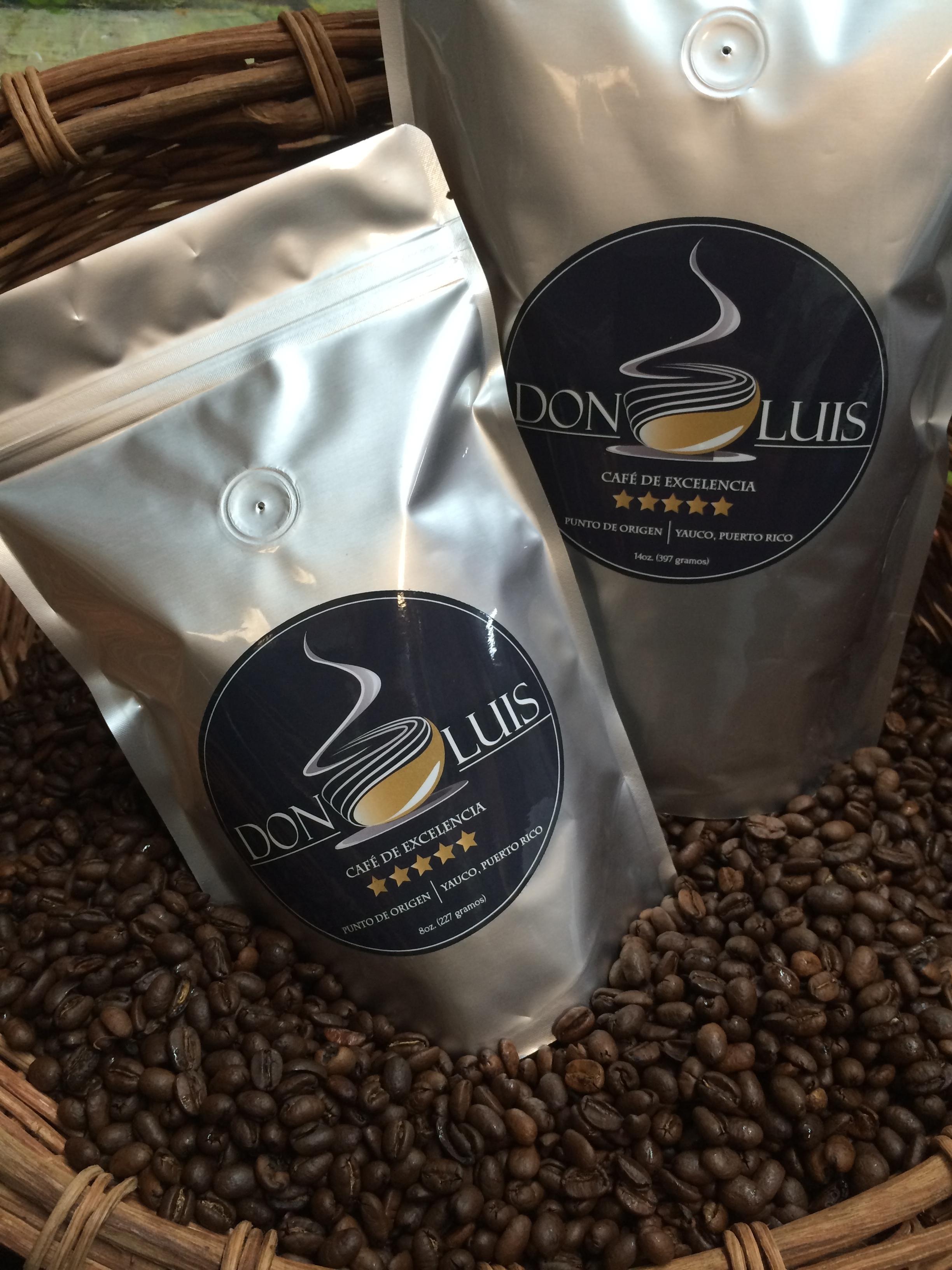 Café DON LUIS 8oz.