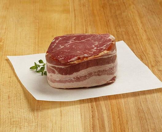 Bacon Wrapped Fillet Mignon