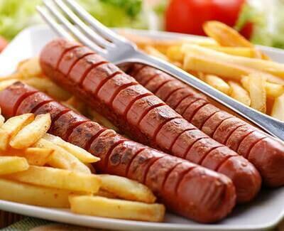 Gourmet 'Cart' Style Hotdogs