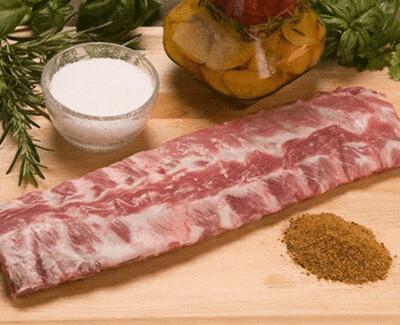 Canadian Pork Back Ribs