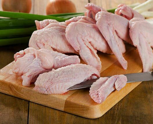 Split Chicken Wings
