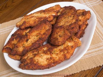 Breaded Chicken Cutlets