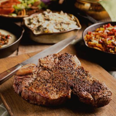 Heritage Porterhouse Steaks