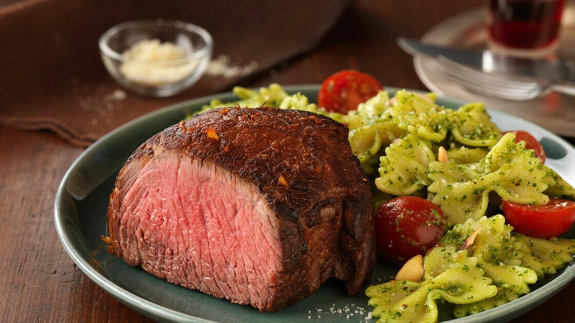 AAA Top Sirloin Baseball Steaks