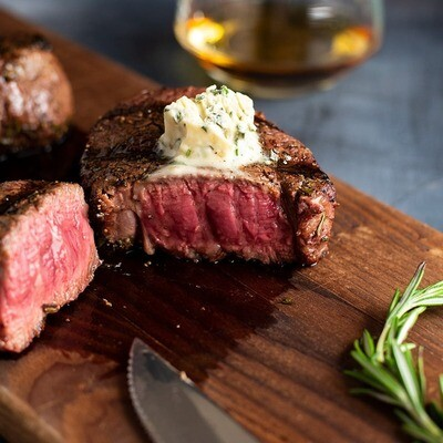 Heritage Beef Tenderloin Steaks (12 oz)