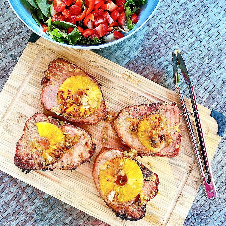 3/4″ Pork Chops