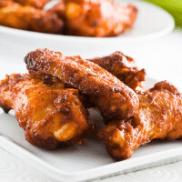 Marinated Split Chicken Wings
