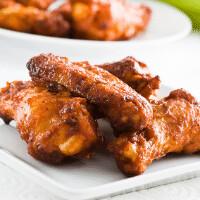 Marinated Split Chicken Wings