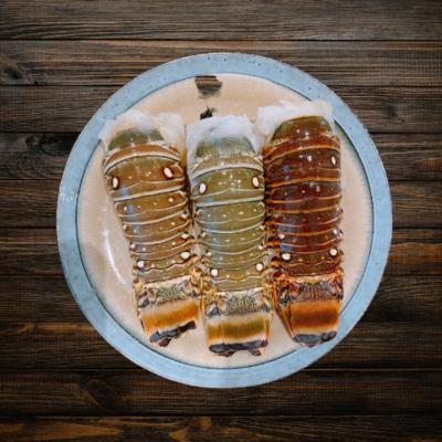 8-9 oz Cuban Lobster Tails