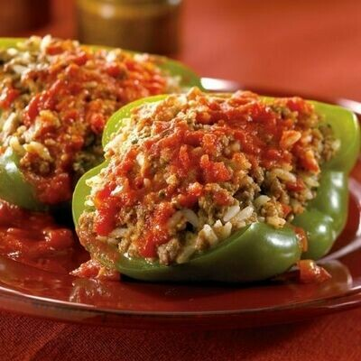 Zarky's Famous Prepared Foods - STUFFED PEPPERS