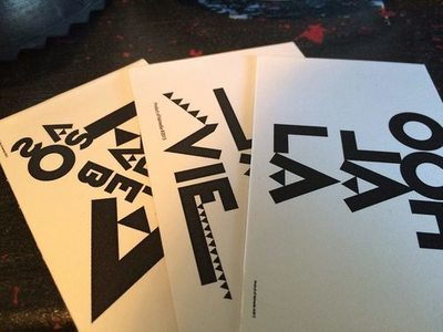 Paris postcard series (all 5 designs)