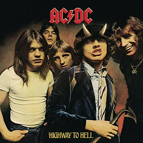 ACDC / Highway To Hell Reissue
