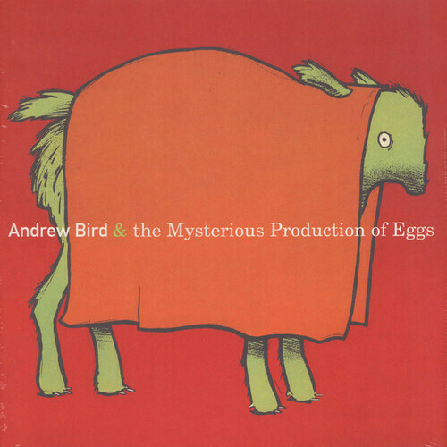 Andrew Bird Mysterious Production