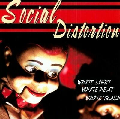 Social Distortion / White Light (Import)