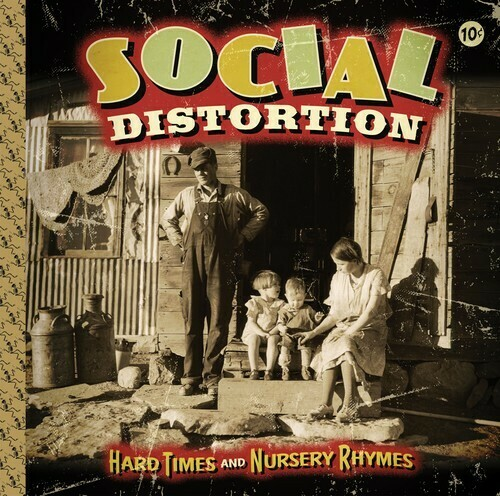 Social Distortion / Hard Times