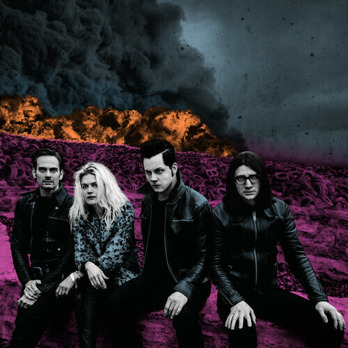 The Dead Weather / Dodge And Burn