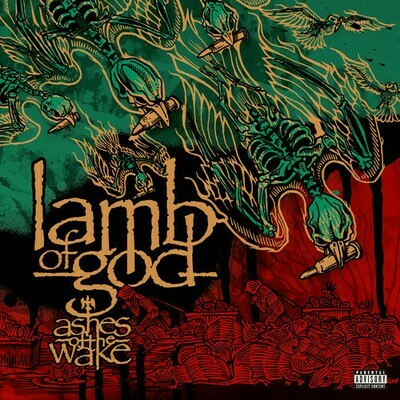Lamb of God / Ashes of Wake