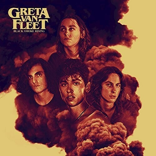 Greta Van Fleet / Black Smoke Rising
