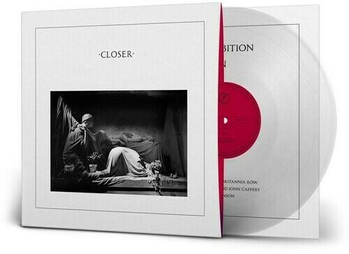 Joy Division / Closer Clear Vinyl