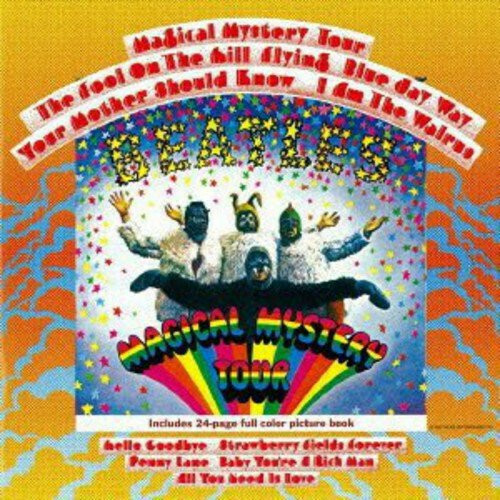 The Beatles / Magical Mystery Tour Reissue