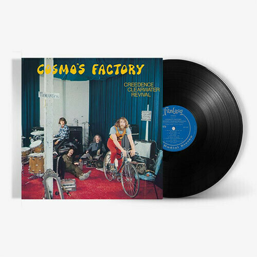 Creedence Clearwater Revival / Cosmo's Factory Reissue