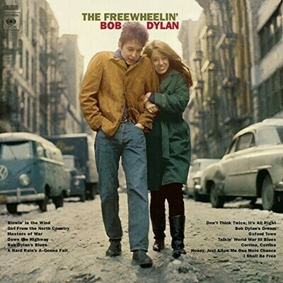 Bob Dylan / The Freewheelin'