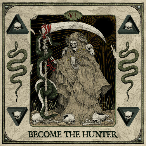 Suicide Silence / Become The Hunter